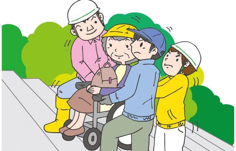 防災・防犯のためのするがテラス(老人ホーム)の3つの安心