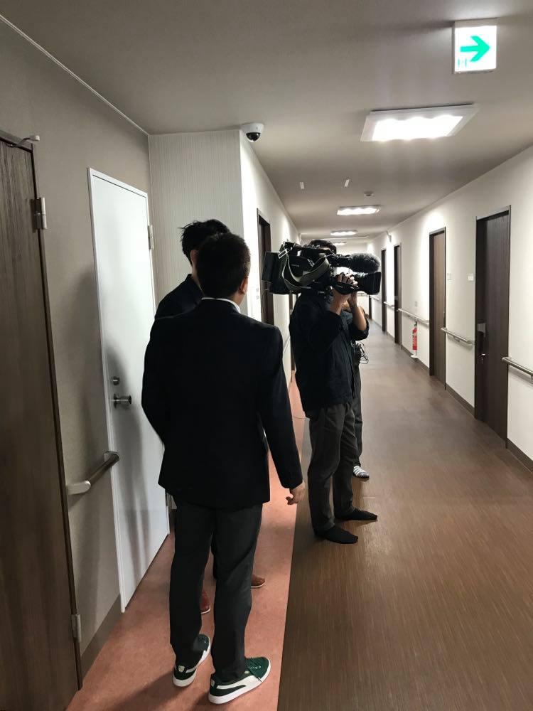 NHK「クローズアップ現代+」で介護施設の取り組みが取り上げられます