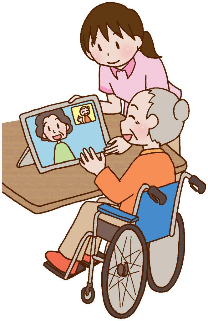 コロナ禍における高齢者介護施設の新たな挑戦