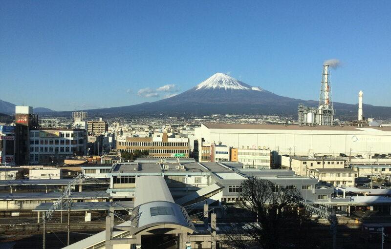 富士山するがテラス竣工間近!